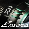 木虾专用卷 15 DAIWA Emeraldas Air 纺车轮