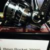 ABU GARCIA Revo Rocket 2000S 纺车轮测试品释出