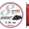 高感度高强度 DAIWA UVF HRF® SENSOR 8BRAID+Si 石斑专用PE线